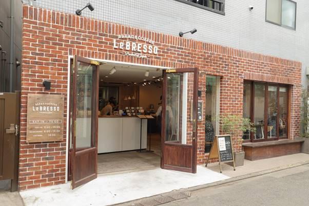 東京食パンまとめ_武蔵小山LeBRESSO_店舗外観