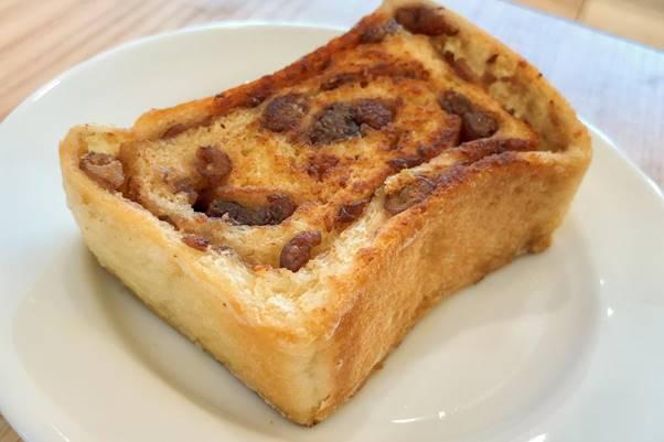 東京食パンまとめ_茅ヶ崎湘南ベーカリー&カフェ_あん食パントースト